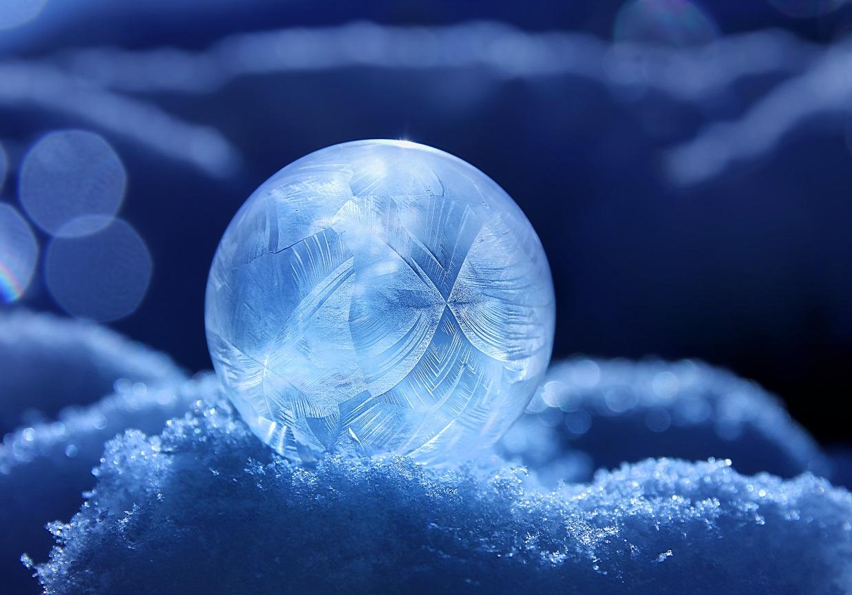 Magic of winter,